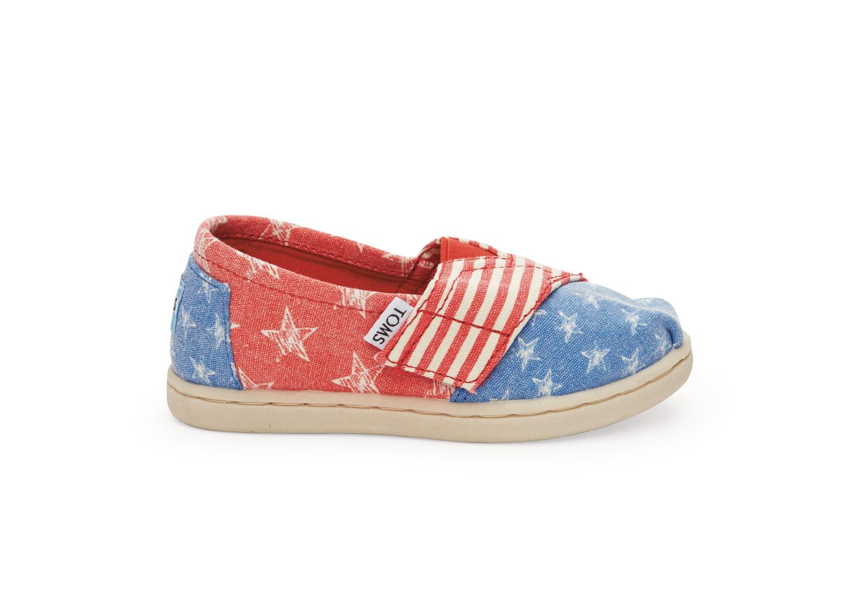 Toms Kid Classic Canvas Shoes