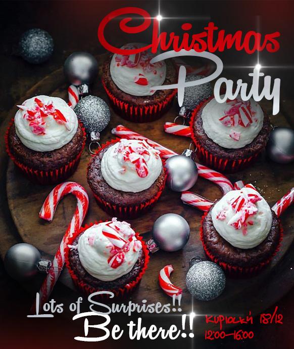 Xmas16 Party!