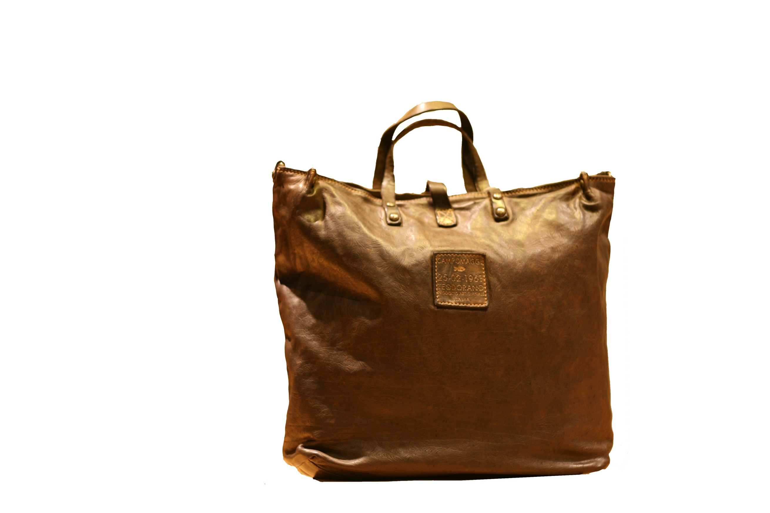 Campomaggi 1263 Moro Shopping Bag