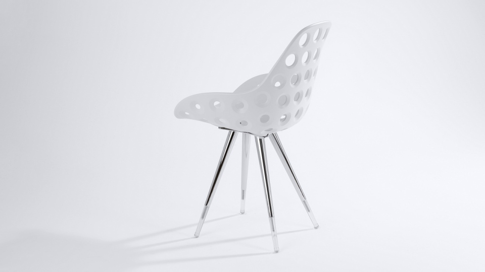 Angel Dimple Chair