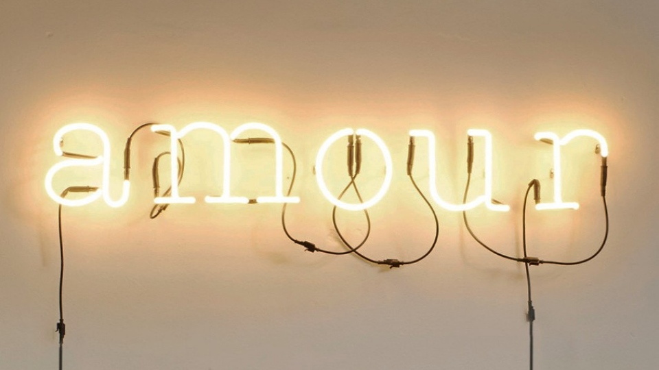 NEON ART WALL LAMPS