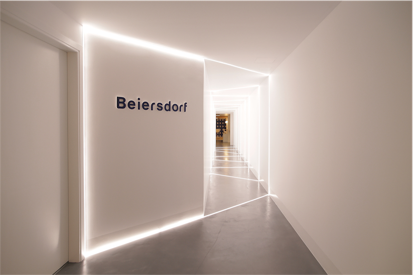 The Beiersdorf offices Greece & Love-it - The Beiersdorf offices Greece