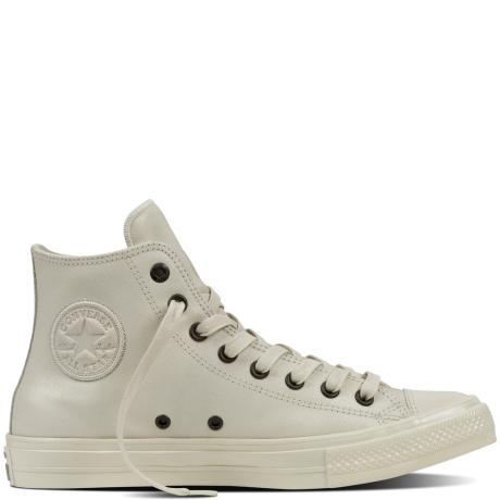John Varvatos Chuck II Coated Leather