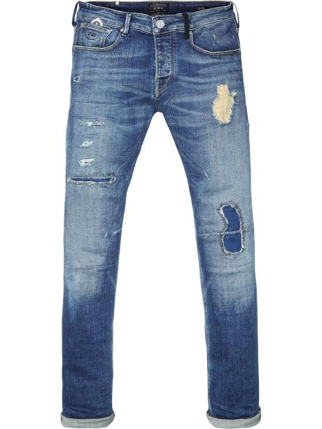 Scotch&Soda Double Attack Regular Slim Fit