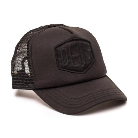 Deus Black Trucker