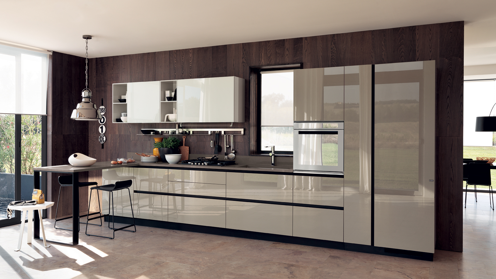 Love-it - Scavolini LiberaMente Kitchen