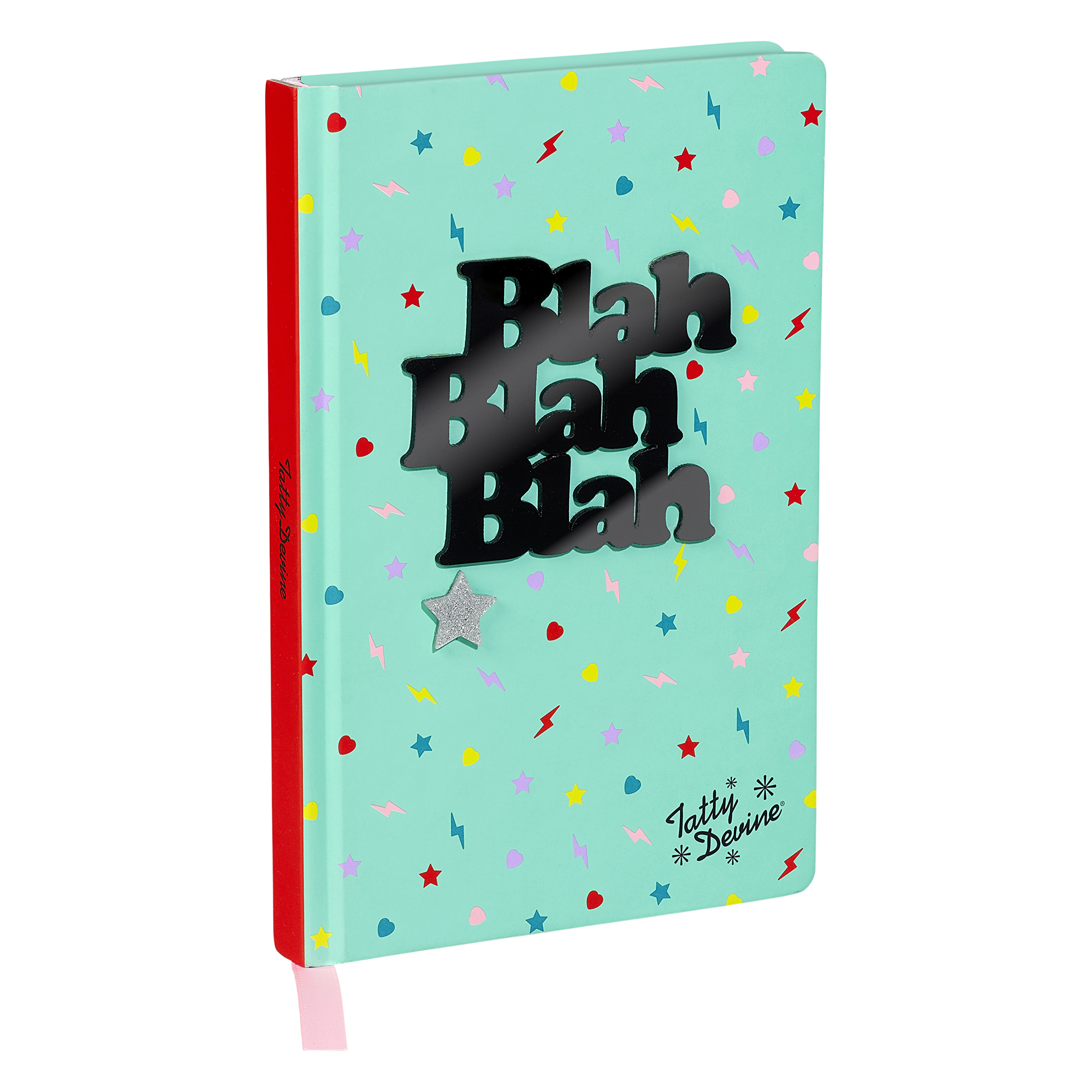 Blah Blah A5 Notebook